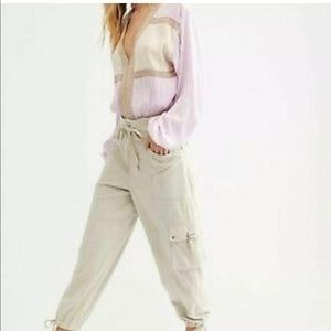 NWT Free People charmed joggers